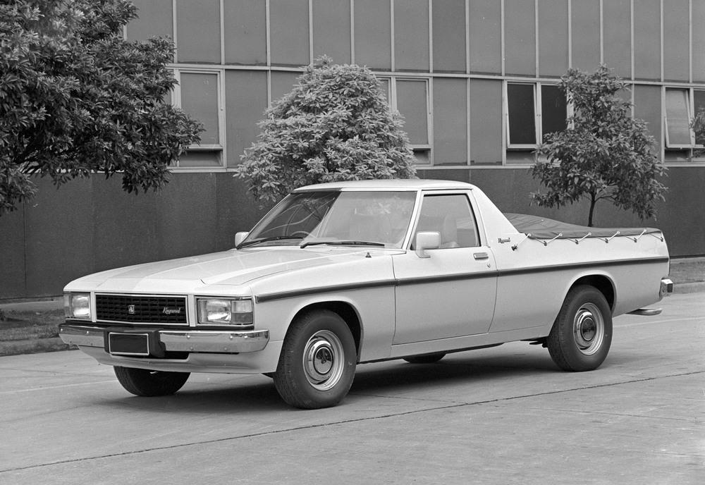 WB Holden Ute (1980-1984)