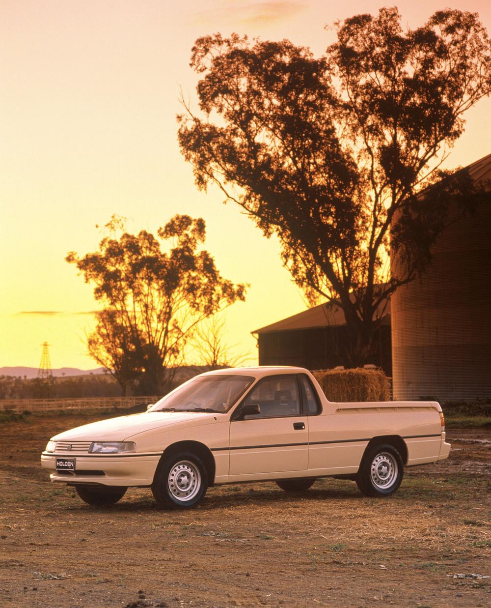 VG (VN) Utility 1990-1991