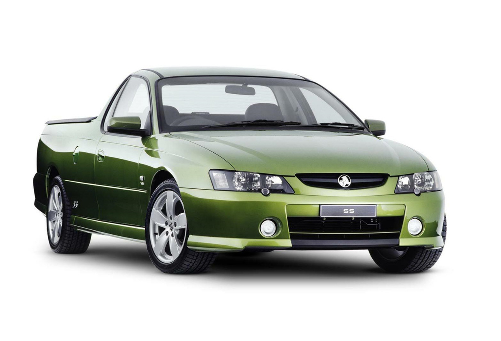 VY Commodore Utility 2002-2004