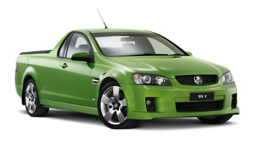 VE Commodore Utility 2007-2013