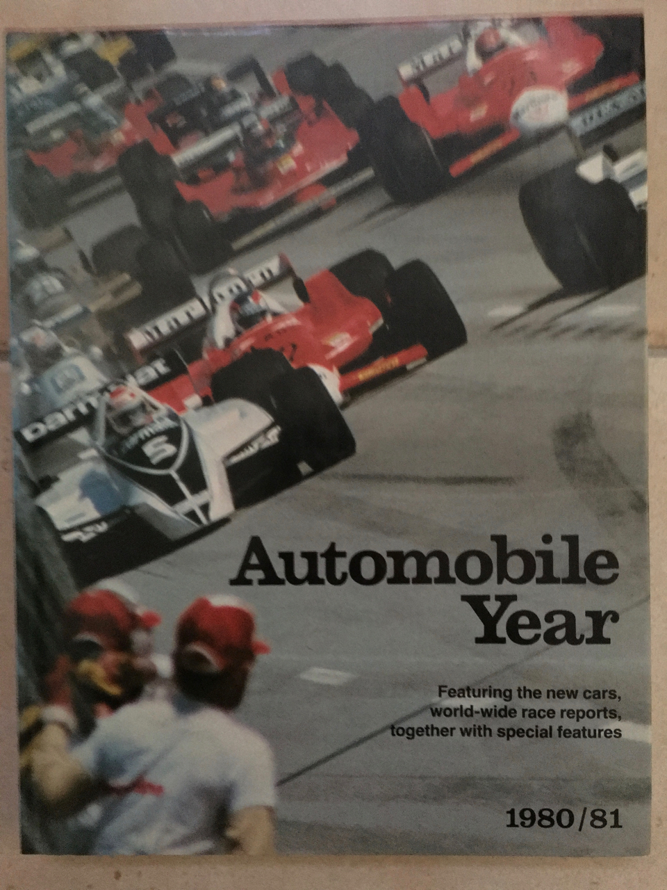 Automobile Year 28 1980-81