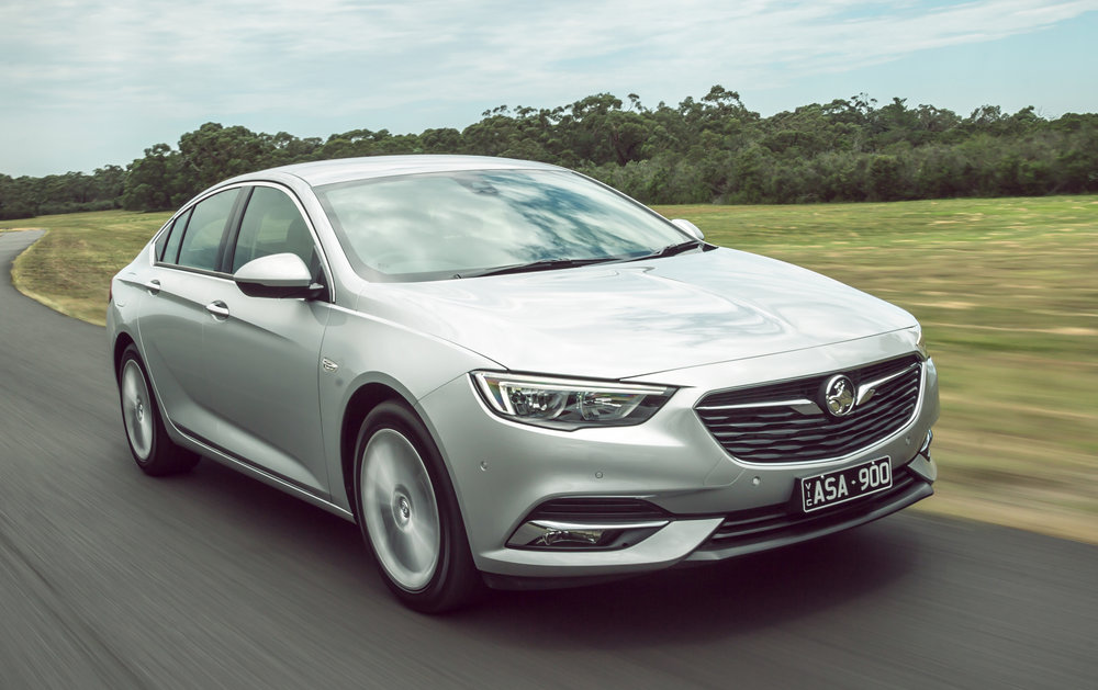 ZB Holden Commodore (2018-?)