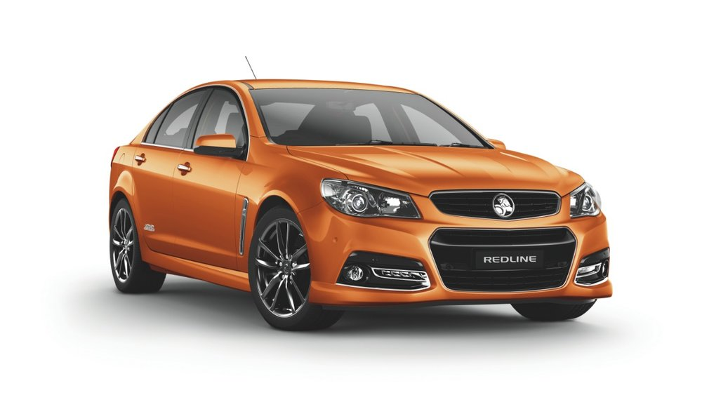 VF Holden Commodore (2013-2017)