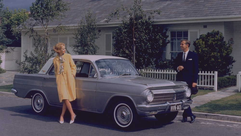 EH Holden (1963-1965)