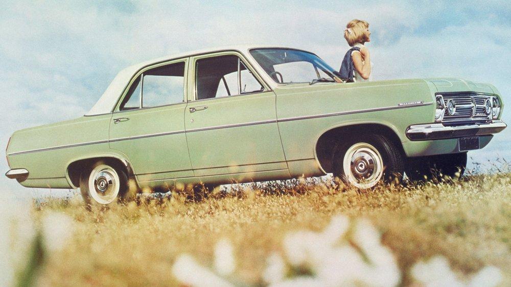 HR Holden (1966-1968)