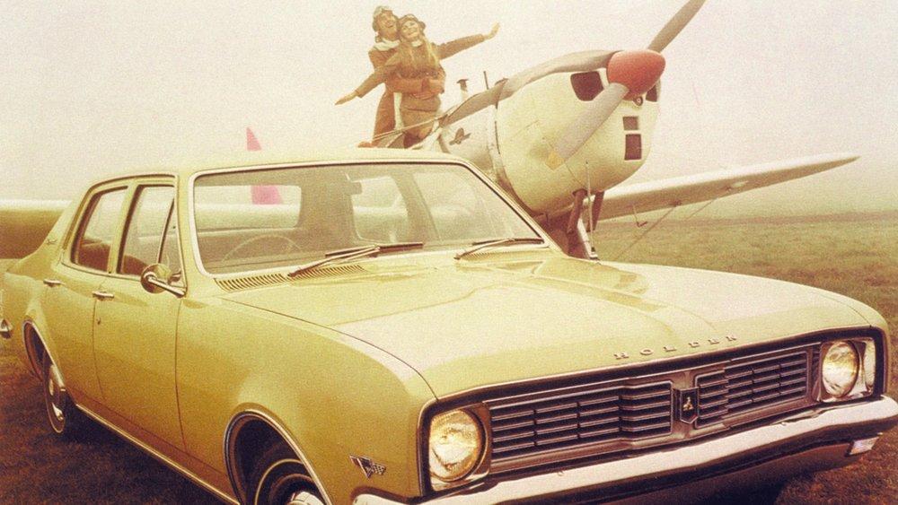 HT Holden (1969-1970)