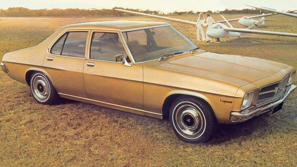 HQ Holden (1971-1974)