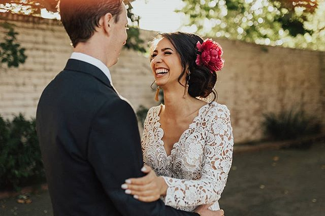 Fun times and wrinkly noses  Venue: @edward.dean.museum Planner: @cherie.weddings Catering: @kacatering  HMUA: @knightandveil  Wedding dress: @lanestaofficial