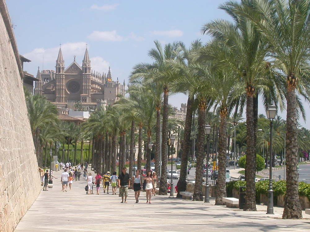 Cathedral of Santa Maria, Palma de Mallorca
