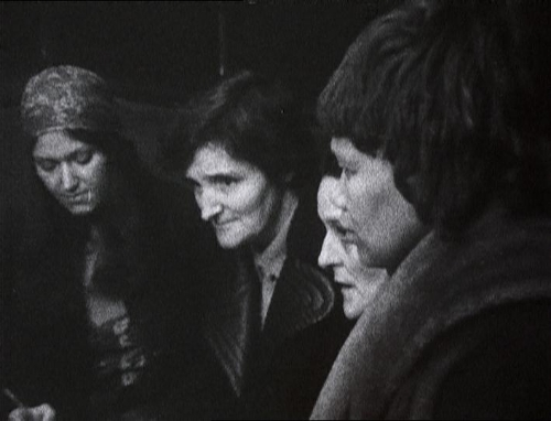 Berwick St. Collective, Nightcleaners  (1975, UK, 90', 16mm transferred to SD video, B&W, sound). Courtesy of Berwick St. Collective and LUX, London.