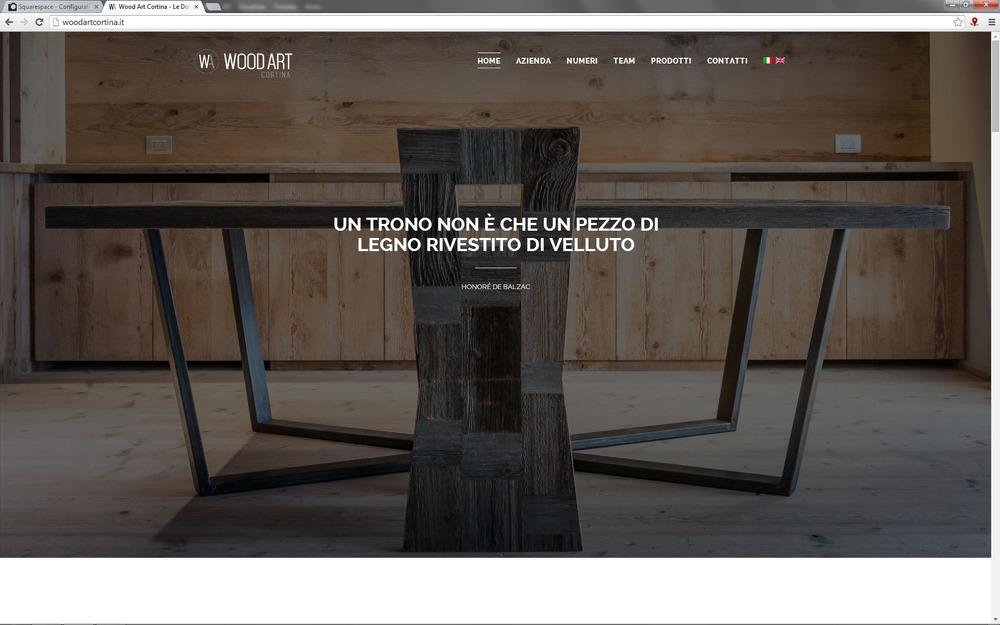 HOME PAGE visualizza sul sito