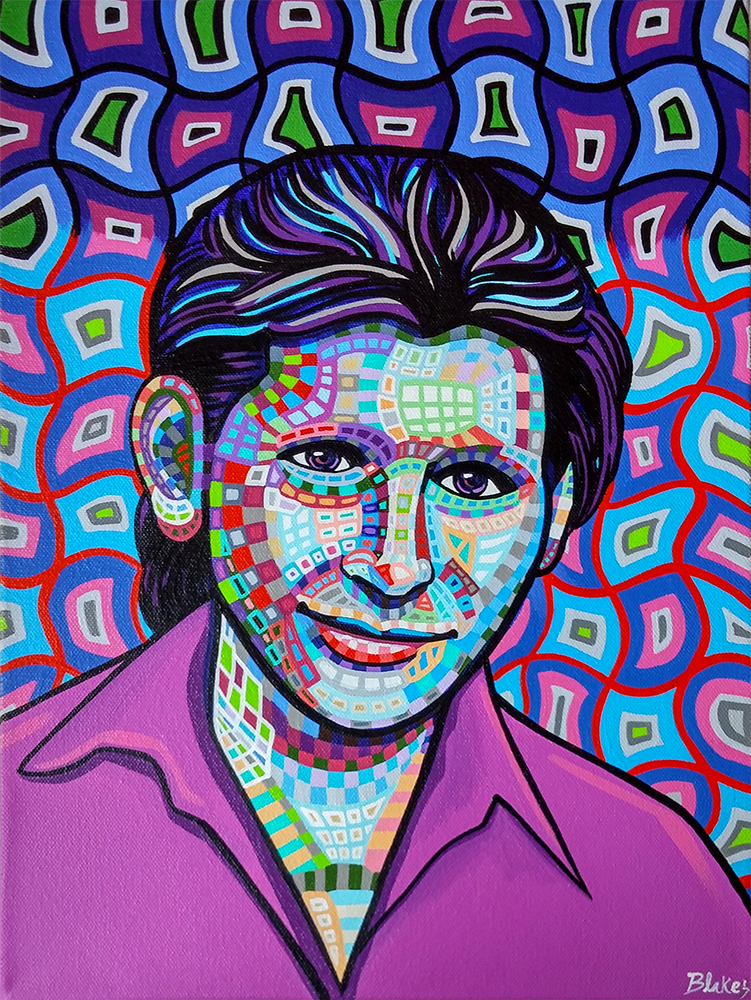 "- Sylvia RiveraJuly 2, 1951 – February 9, 2002Sylvia Rivera was an American activist of Puerto Rican and Venezuelan dissent, and a lifelong champion for LGBTQ rights in New York City. Rivera focused her activism especially on the poor, young, and underprivileged - those she felt had too often been abandoned as the LGBTQ rights movement increasingly attempted to assimilate into the ""mainstream"" over the course of her lifetime."