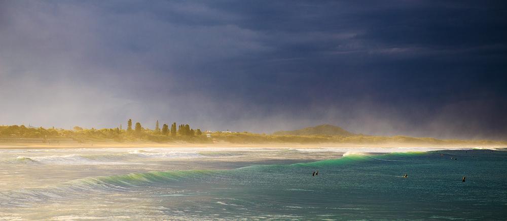 Coolum Beach Epic Light 2