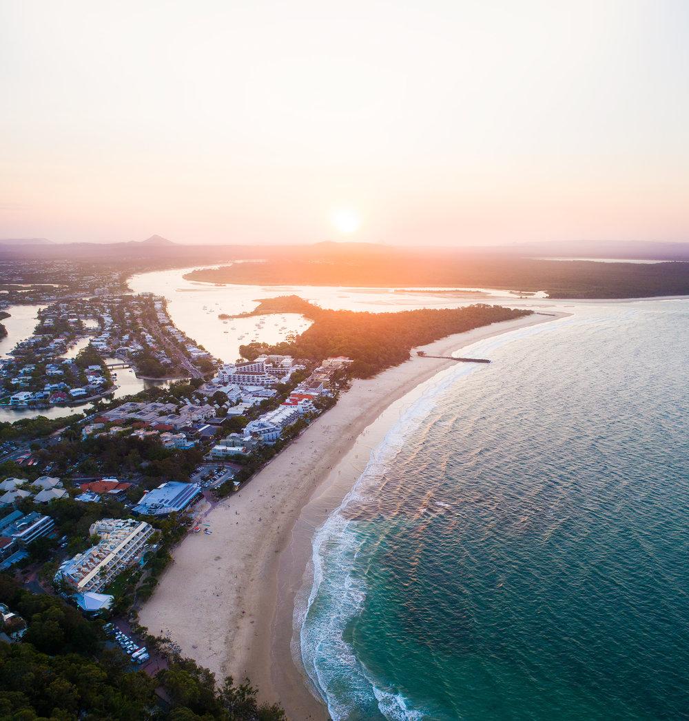 Noosa-Main-Beach-Aerial-Sunset.jpg