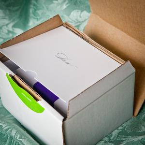 Moo Luxe Business Cards Review Photowalkthrough