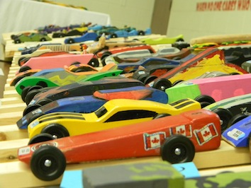 Kids Show Off Their HandCrafted Cub Cars At Crestwood PtboCanada - Cool kub kars