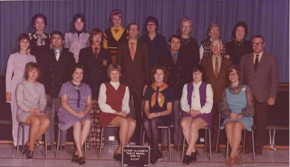 Staff 1972-1973