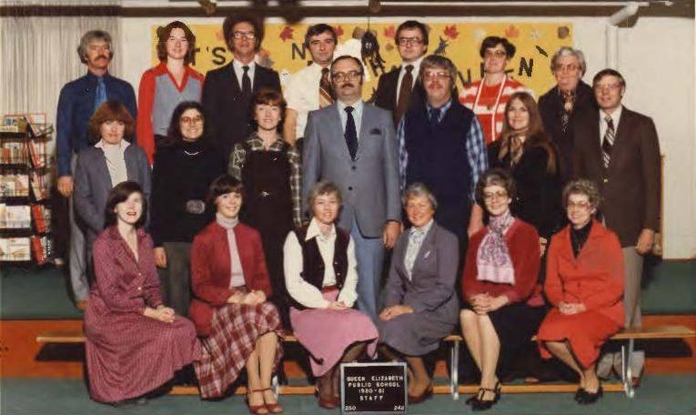 Staff 1980-1981