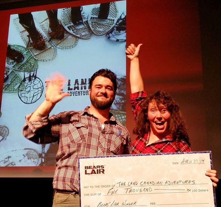 2014 Winners The Land Canadian Adventures