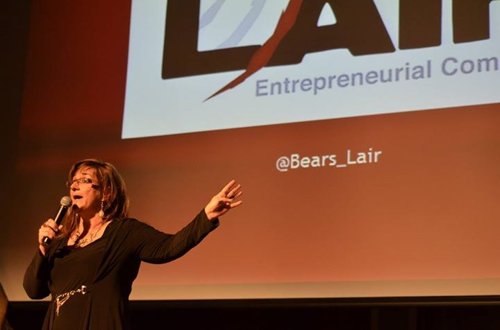 Bears' Lair Chair Sofie Andreou