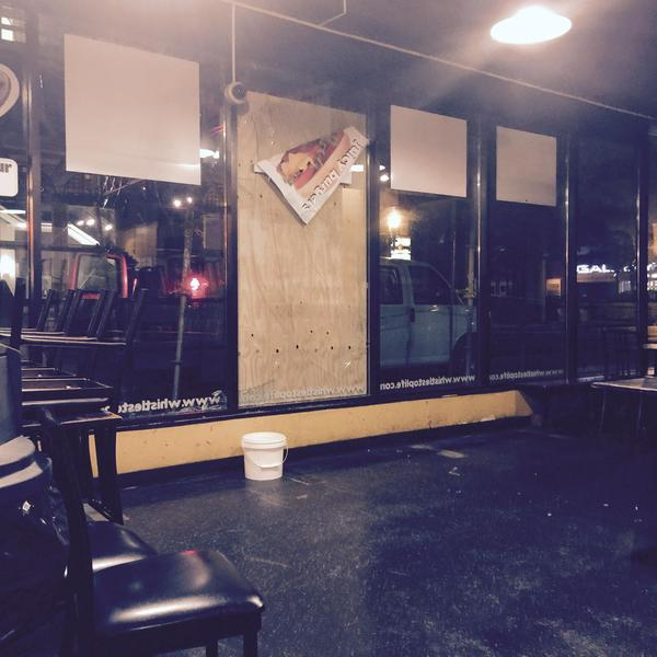 Photo inside Whistle Stop by owner Peggy Shaughnessy