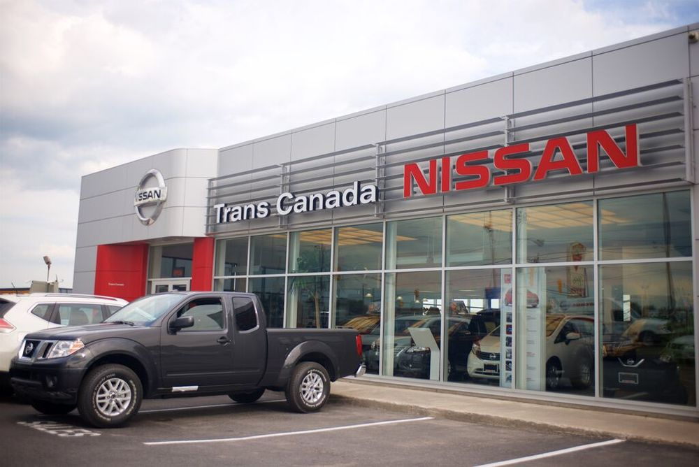 Image result for trans canada nissan