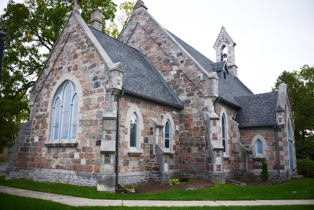 St. John the Baptist Anglican Church in Lakefield