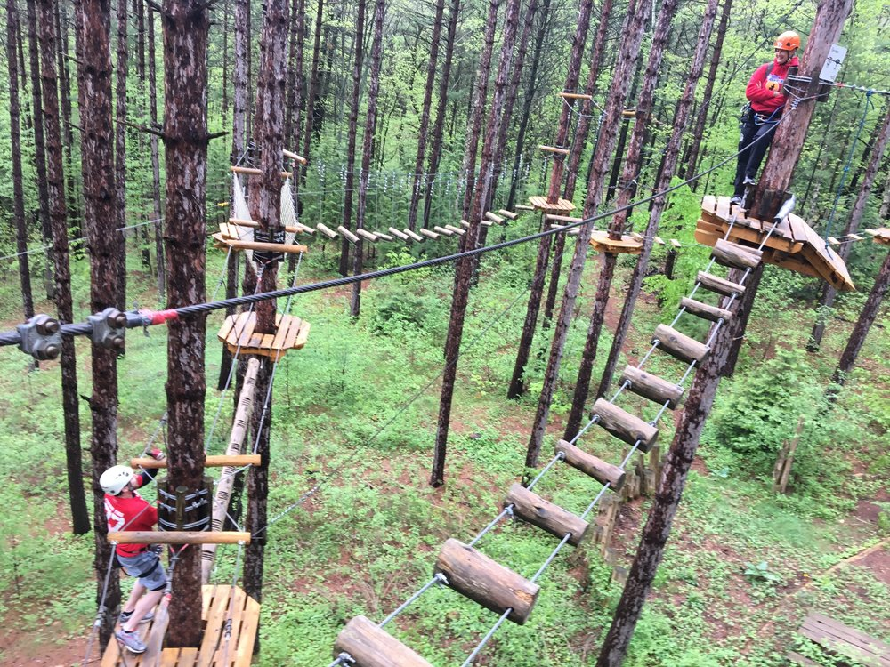 ptbocanada featured post we experienced treetop trekking. Black Bedroom Furniture Sets. Home Design Ideas