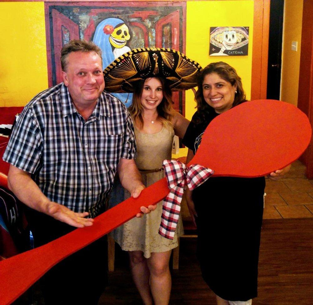 La Hacienda is one of participating restaurants