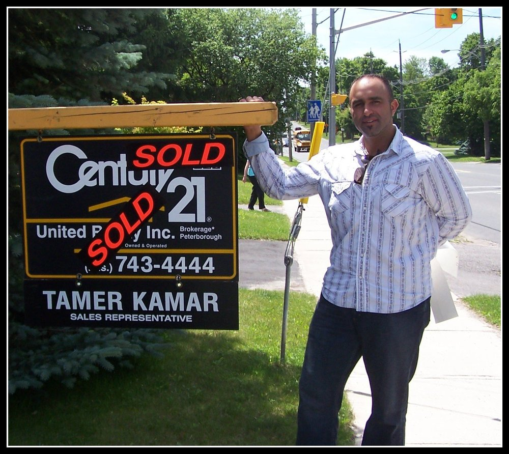 Tamer has a passion for real estate and working with his clients
