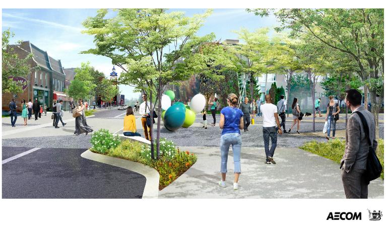 Charlotte Street view rendering