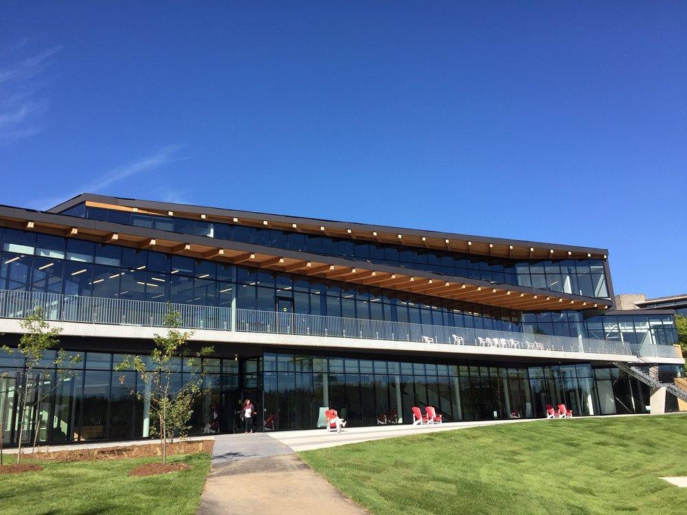 Trent's new Student Centre
