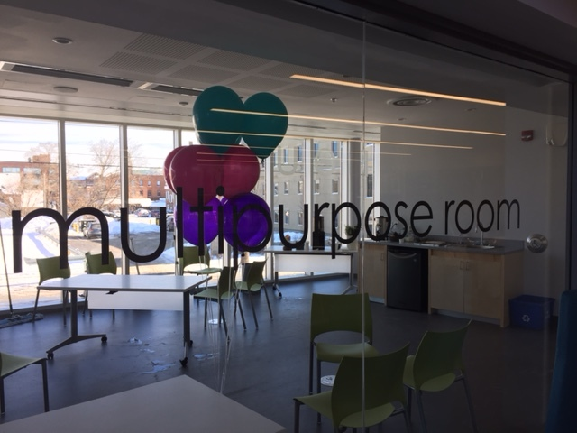 Multi purpose room is available to rent