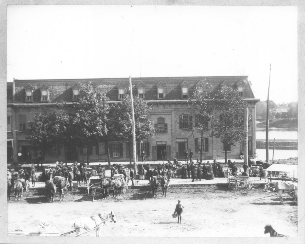 8  F50 2.047 Peterborough Market, c. 1890.jpg