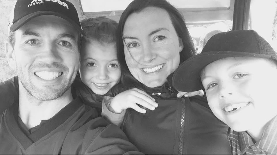 Erin Marshall & family