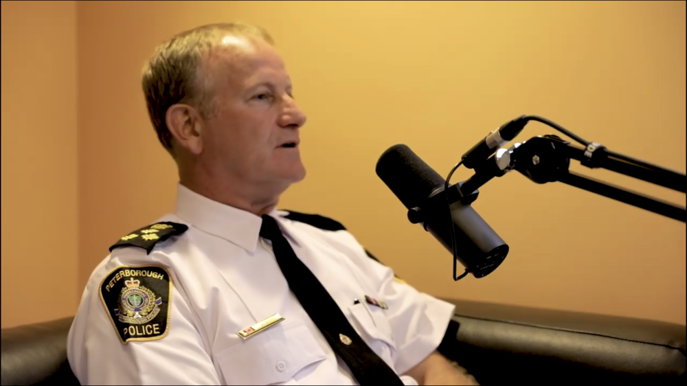 "Chief Gilbert on ""PTBOCanada"""