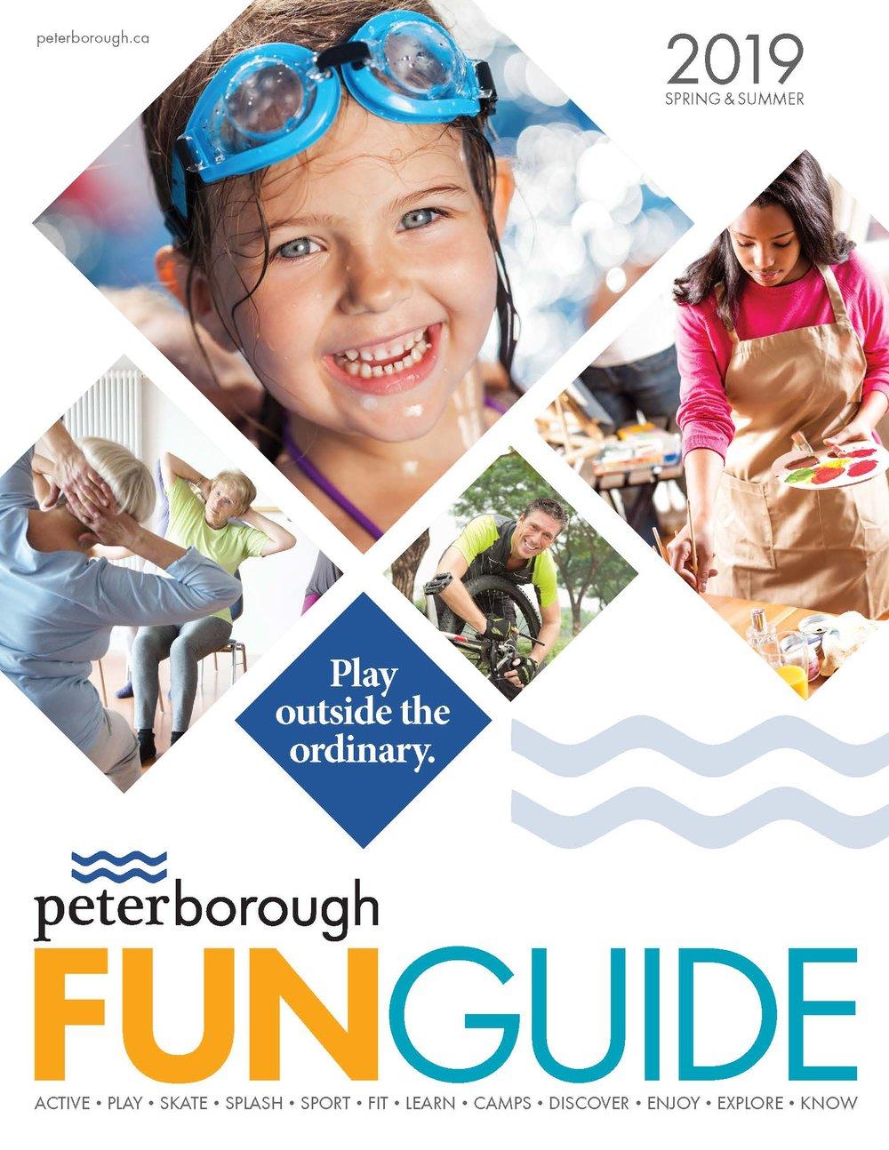 Peterborough  Fun Guide