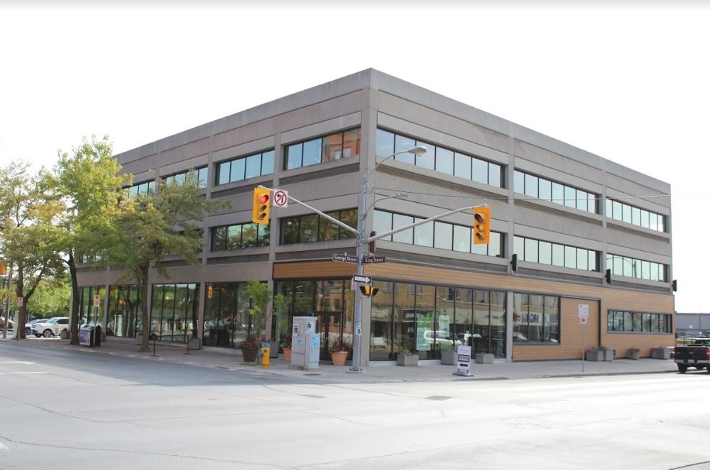Innovation Cluster is located in VentureNorth building