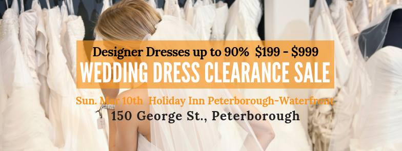Pop Wedding Dress.Peterborough Pop Up Wedding Dress Sale Ptbocanada