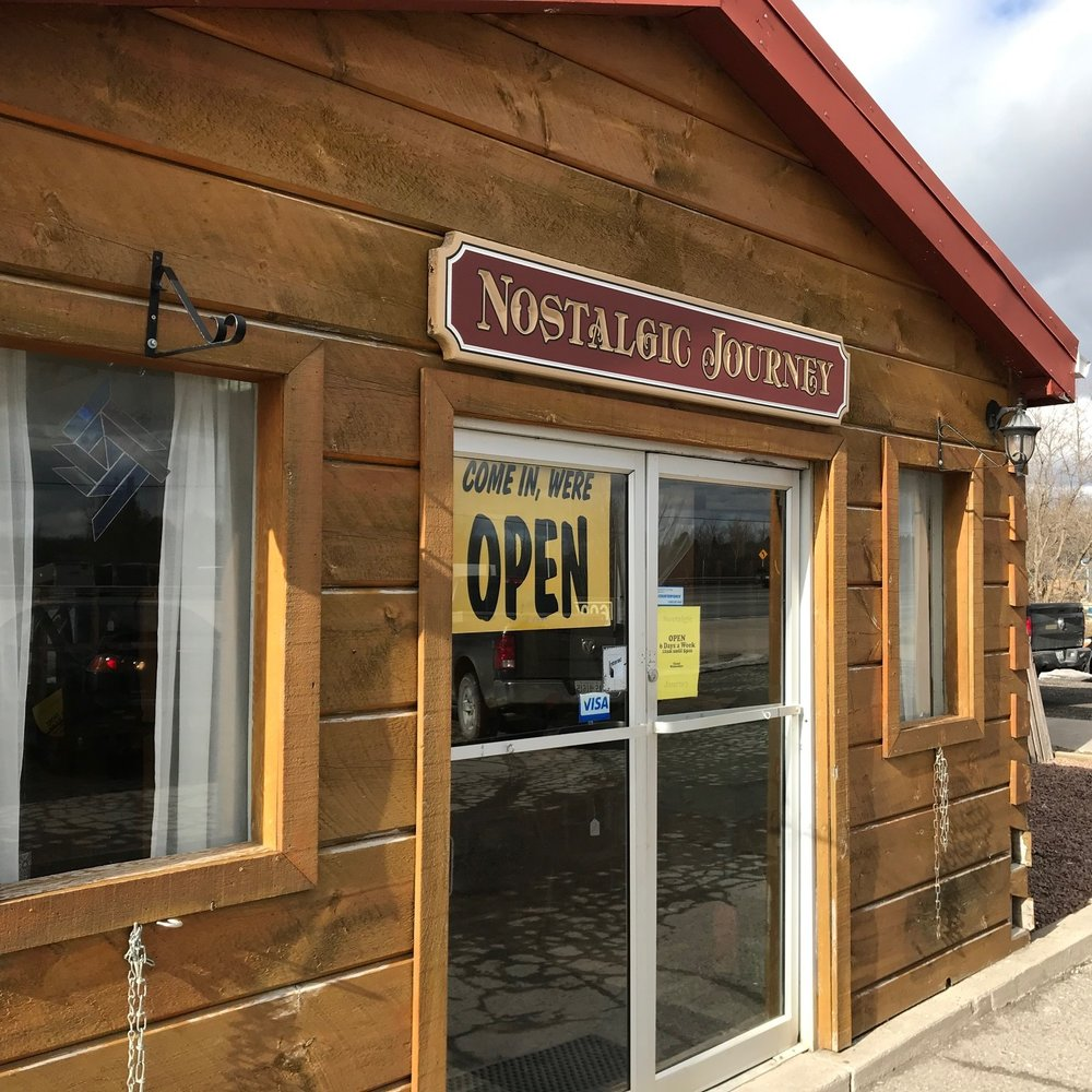 Nostalgic Journey is located at 1118 Trans-Canada Highway 7