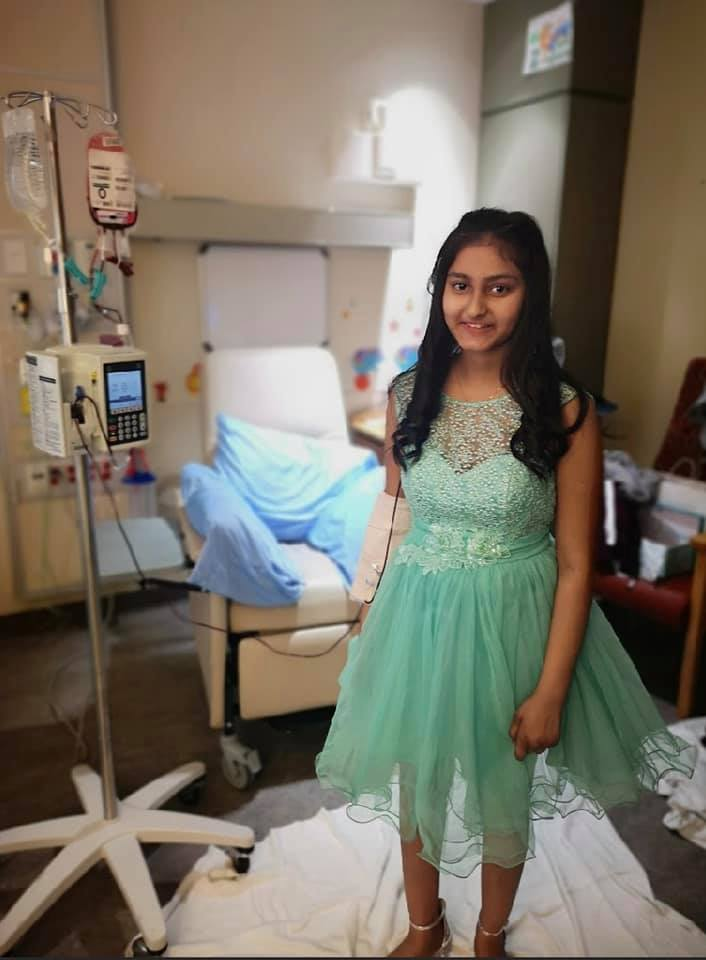 6381f2369 A 13-Year-Old Patient At PRHC Needed A Dress To Attend Her Grade 8 ...
