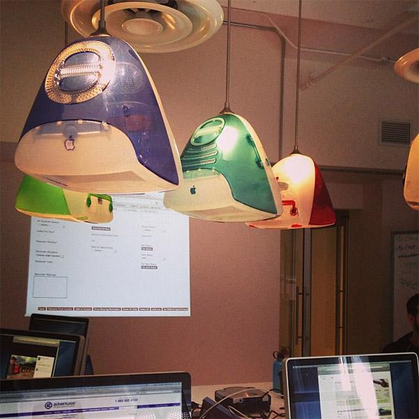 iMac G3 Ceiling Lights