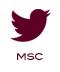 MSC twitter