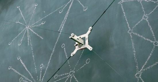 "Jurg Lehni's Drawing Machine ""Viktor"" (2006)"