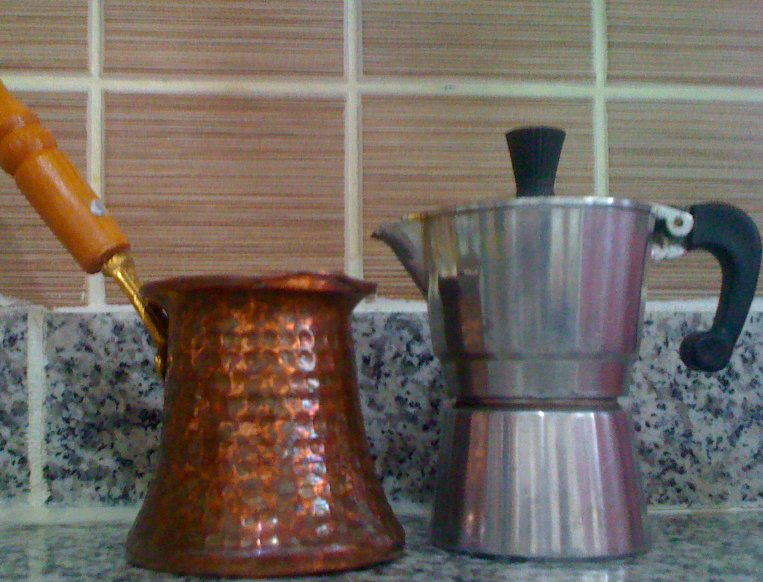 Another beautiful autumn morning in Istanbul and I'm brewing my morning coffee in my moka pot. I would boil my Turkish coffee in a copper pot while I was away, and now in my hometown Istanbul, I'm turning to the ritual I acquired while I was away.   It's almost three months since I moved back to Istanbul. After eleven years away with work, I'm back here for a year, to study and to reconnect with family and friends.   For over a decade, some of my deepest and most meaningful interactions were conducted over email, phone calls and recently with beers on Skype: sharing drinks and stories with loved ones over a video link.   While I was away, I needed to be reminded of where I had come from: family and friendships to help anchor me as I was immersed in new ways of life. To remind me of what I cherished about the culture I was raised in. So between letting go of old attitudes that no longer served my new situations, and acquiring skills to integrate into my new surroundings, I would know what to preserve.   Now that I'm in my hometown, I can have beers with friends in person, not over the ether. I'm immersed in the culture I was raised in, yet so much of it is foreign. There are ways I have brought with me, fit for the culture I left behind, though not necessarily suitable for this one I'm in right now. So once again, I turn to my virtual connections. Emails and Skype calls with friends left in another life, in another culture.   While I'm here, I need be reminded of where I have come from, how I have evolved. I have become a hybrid, not a perfect fit for either culture and I'm learning to enjoy this state.   _______________    About the Author:  After 11 years away with software delivery and consulting work, Elif is spending a year in her hometown studying. Follow her  @ElifDenizOz