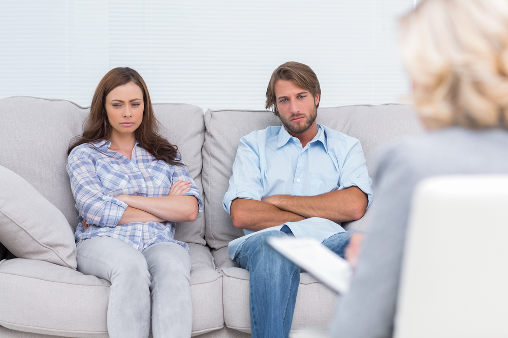 Loneliness is a common complaint that couples experience when one partner shuts the other out