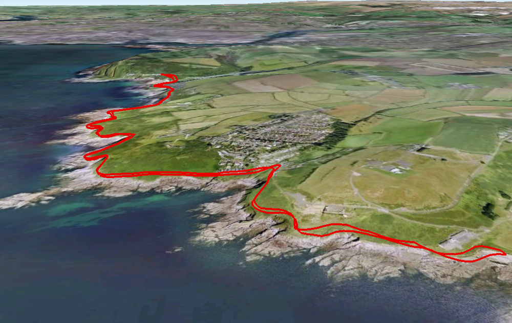 Final Project Research - The Bovisand Route