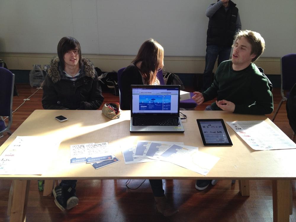 iDAT/Architecture collaboration - Presentation