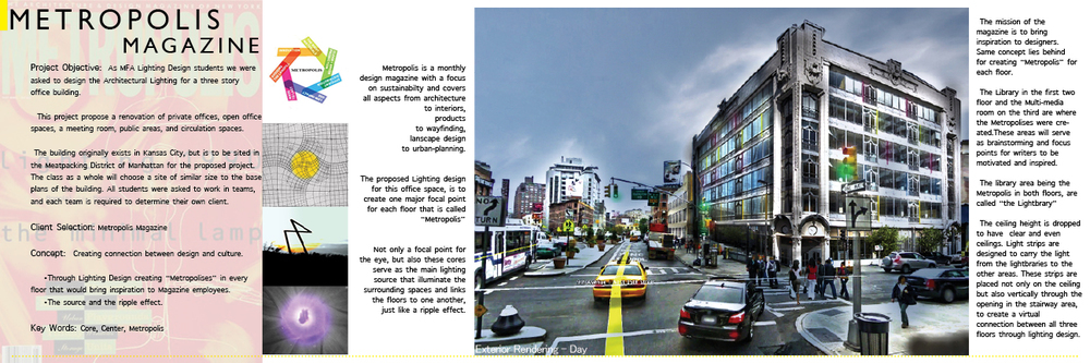 Metropolis Magazine — DAMLA IKBAL
