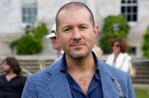 Sir Jonathan Ive for the London Evening Standard